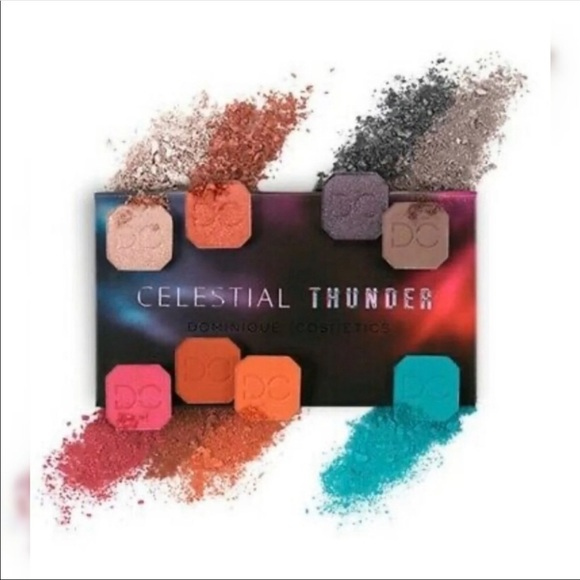 Other - Dominique Cosmetics Celestial Thunder palette